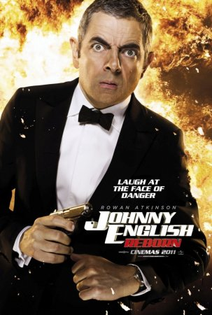 Агент Джонни Инглиш: Перезагрузка/Johnny English Reborn
