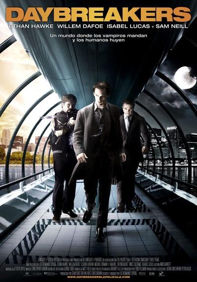 Воины света / Daybreakers (2010)